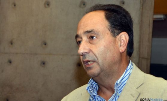 El delegado territorial, Manuel López.