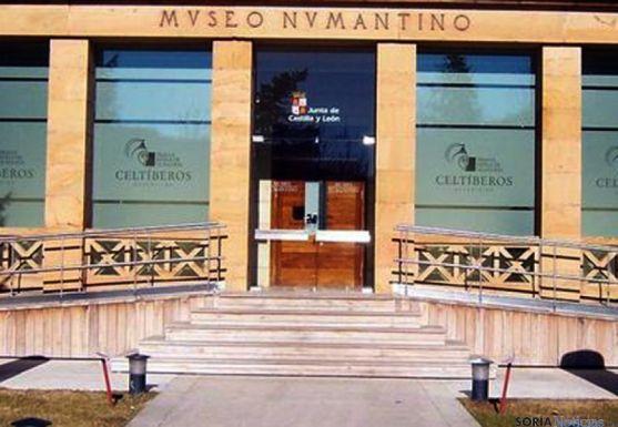 Imagen del Museo Numantino.