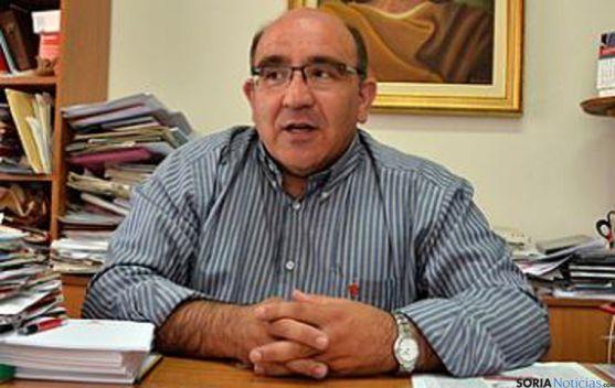 Javier Santa Clotilde, director diocesano de Cáritas.