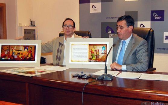 Gustavo Martínez y Antonio Pardo
