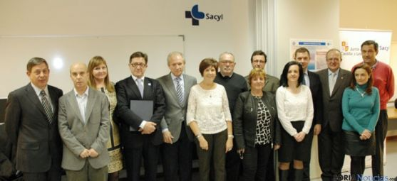 Premios Gerencia de Sacyl de Soria 2013