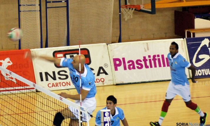 El Río Duero San José sigue combativo en la Superliga.