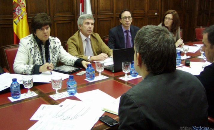 Comisión de seguimiento de la depuradora/ Subd.