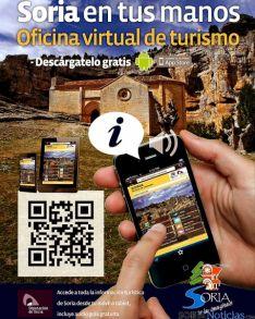 La aplicación, reconocida en los premios turísticos.