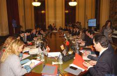 Sesión de la Conferencia Sectorial de Agricultura y Desarrollo Rural