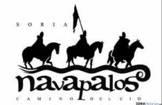 El sello de Navapalos en la ruta cidiana.