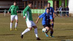 Diego y Vargas, sobresalientes en el partido.