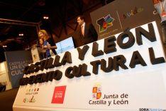 Presentación de la nueva 'agenda' cultural de Castilla y Léon