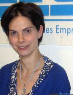 Belén Izquierdo, presidenta de CEAT Soria