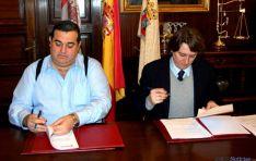 Alberto Santamaría y Carlos Martínez
