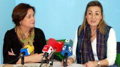 Pilar Sánchez Barreiro y Rita López Lobera