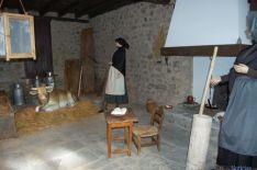 Interior del centro de interpretación de la mantequilla/ Dip
