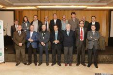 Nuevo Comité Nacional de ASAJA, en el que está Carmelo Gómez