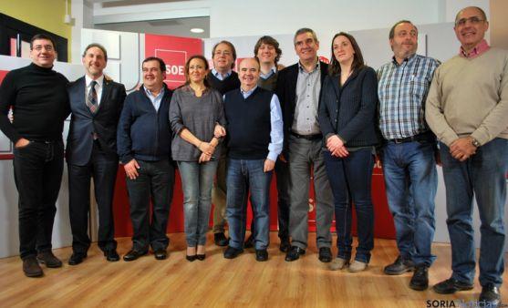 Participantes del Foro Socialista Ciudades Modelo.