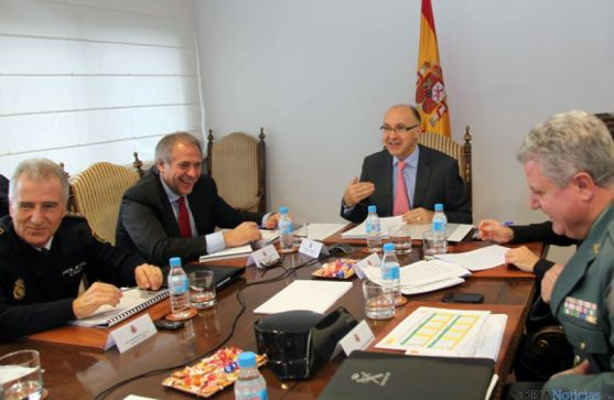 Comisión de Asistencia al Delegado del Gobierno, Ramiro Ruiz