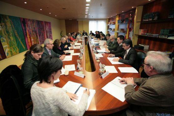Reunión del Consejo de Emigración