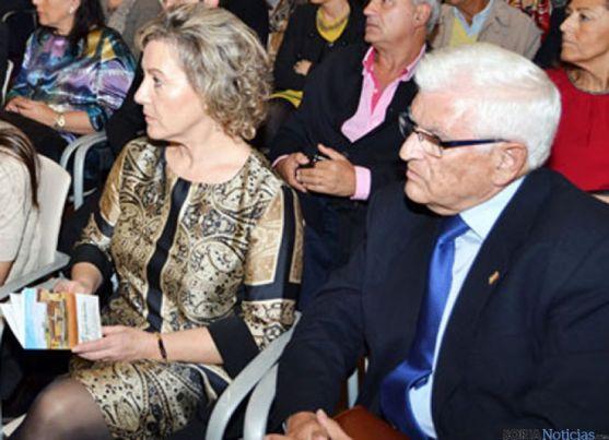 Doctor Ruiz Liso (derecha) en la Soria Saludable 2013
