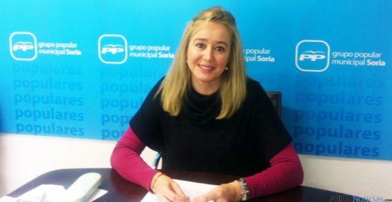 María José Fuentes en rueda de prensa