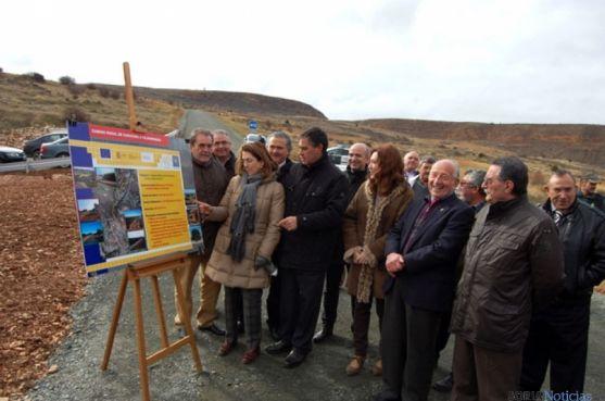 Presentación oficial del camino Caracena-Valderromán