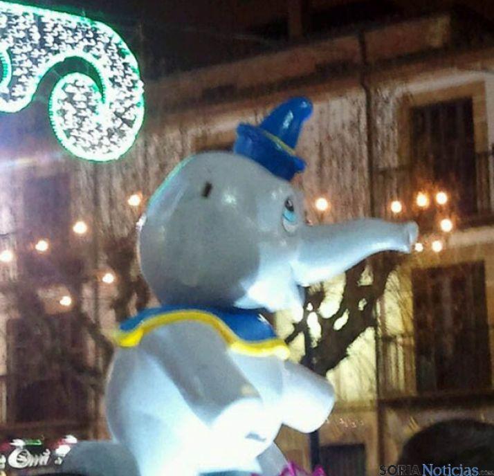 El popular Dumbo.