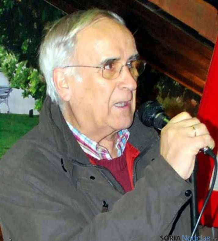 Eduardo Lallana, presidente de Tierra sin Males.