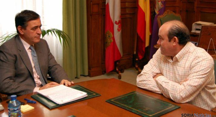Antonio Pardo y Pedro J. Millán.