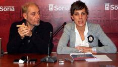 Javier Munilla e Inés Andrés.