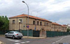 Antiguas viviendas del Castilla, ahora demolidas.