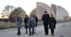 Imagen de archivo de miembros del PSOE en la CMA.