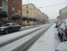 Soria nevada