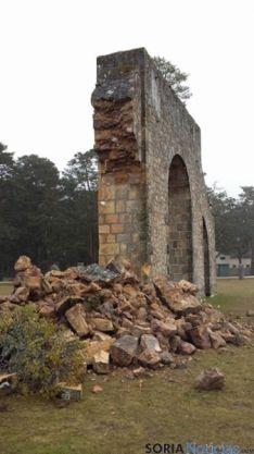 Arco del Campamento de Covelada/Jorge De Miguel Escribano