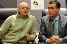 Salva Luque y Antonio Pardo/ Dip