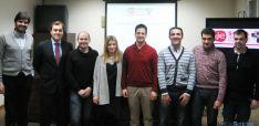 Nueva directiva la Asociación Jovénes Empresarios  de Soria