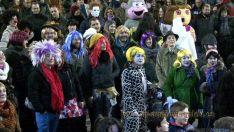 Foto 3 - Los primeros 'disfraces' del carnaval de Soria