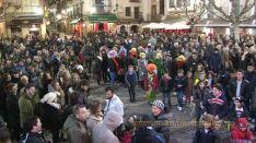Foto 4 - Los primeros 'disfraces' del carnaval de Soria