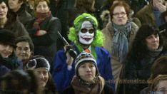 Foto 2 - Los primeros 'disfraces' del carnaval de Soria