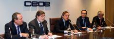 Presentación del informe poblacional sobre Soria, Cuenca y Teruel en Madrid