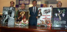 Presentación de los carteles de la Semana Santa de Soria