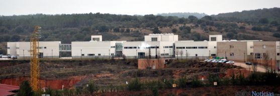 Imagen del Campus de Soria.