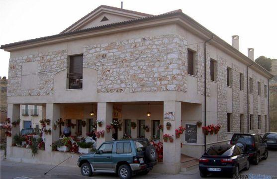 El centro de turismo rural La Sabina, en Castillejo.