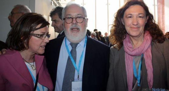 Angulo, Cañete y Heredia en la convención del PP
