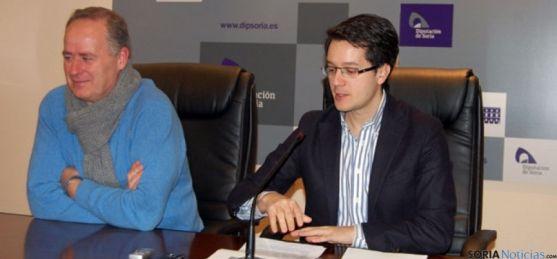 Santiago Martí y Tomás Cabezón