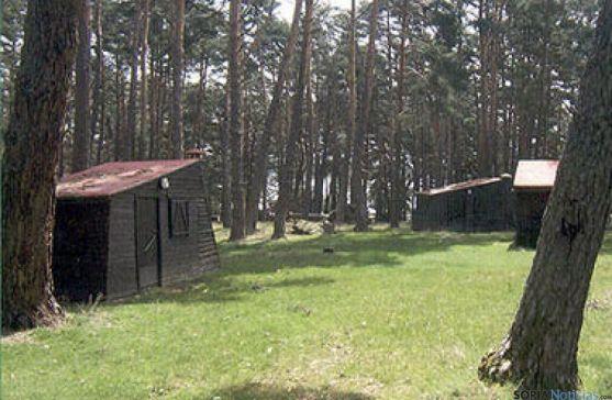 Campamento Las Cabañas, en un paraje privilegiado