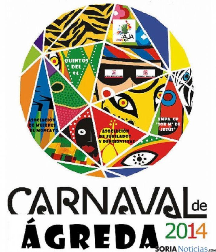 Cartel de los carnavales agedanos.