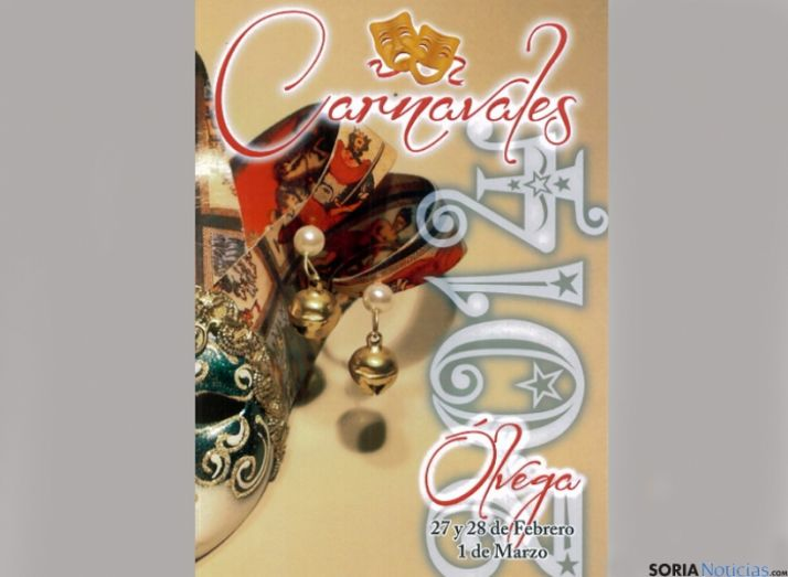 Cartel del carnaval olvegueño.