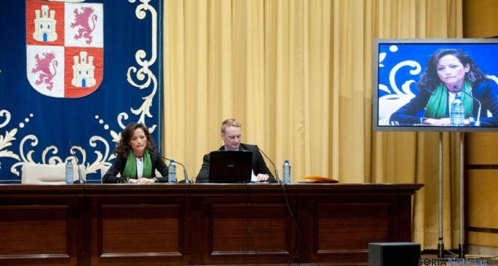 Jornada de relaciones institucionales donde se han presentado los programas.