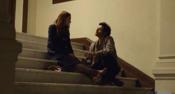 Una de las escenas del filme.