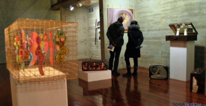 La exposición cumple su quinto año y el primero en Soria.