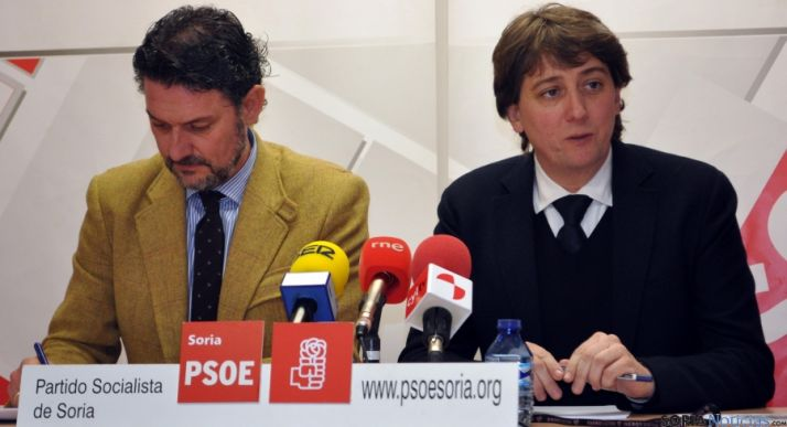 José Luis Vázquez y Carlos Martínez