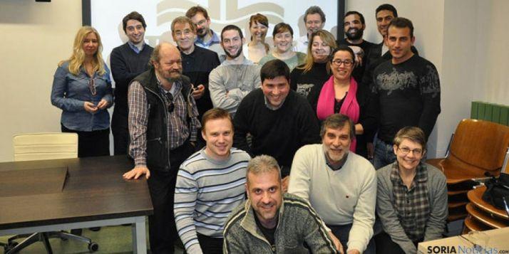 Reunión del proyecto DRYMOS en Padua (Italia)